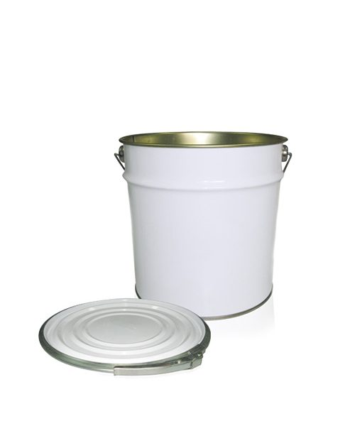 1L Open Can, White Epon