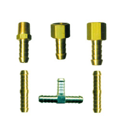 3/8? (10mm) Hosetails, Tee, Joiners