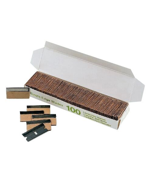 Pk100 US Safety Razor Blades
