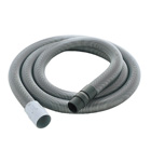 grey suction hose