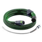3.5m x Ø27mm Integrated Dust & Compressed Air Hose