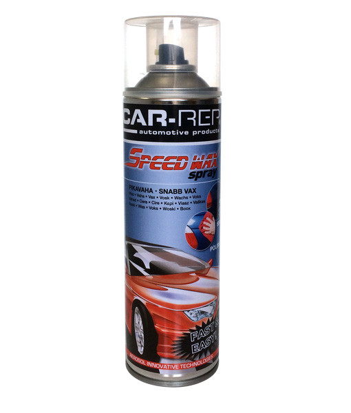 500mL Auto Speed Wax Aerosol