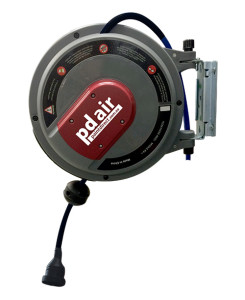 PDA-HRE15-240v-x15m-ELECTRICAL-REEL-H.D.-Cable-and-3pin-plug-Socket