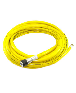 10m Breath Hoses with Lockable Fittings