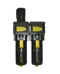 Filter Regulator High Capacity Filtration
