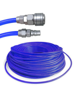 PdAir 8mm Non-Kink PU Hose with Nitto Coupling & Adaptor Set