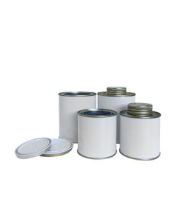 250mL Cans, Lids & Micro Drums