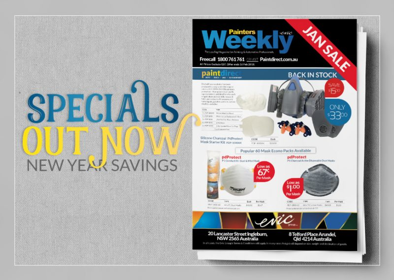 Specials from Evic