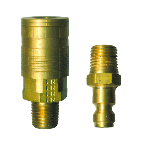 """1/4"""" 900 Series MALE Coupling & Adapter"""