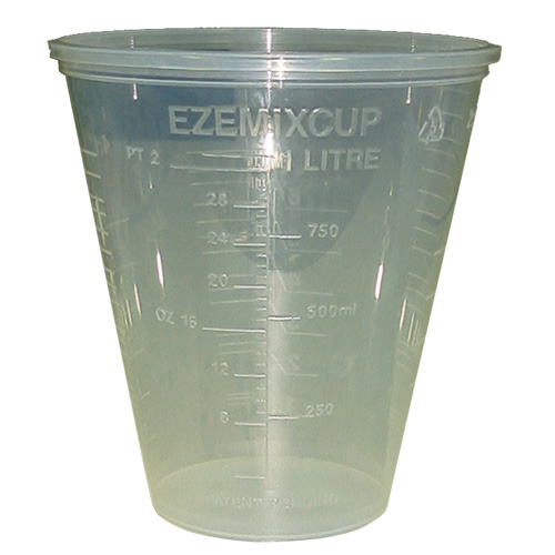 1L Paintdirect Graduated Cups 2