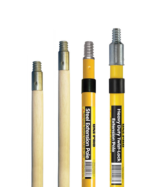 Assorted Extension Poles 1