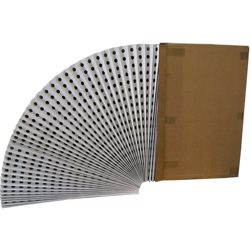 Pleated Cardboard Filters from PDFilter Media