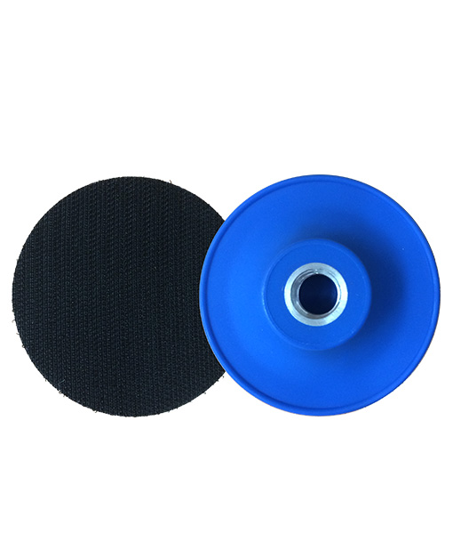 80mm Mini Waffle Polishing Pad Radex 6