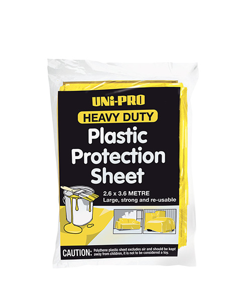 Lightweight, Plastic Protective Drop Sheets 1
