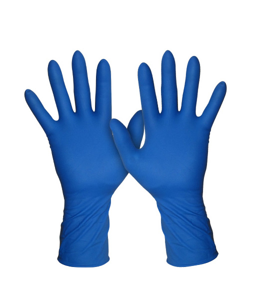 Box 50 Blue-Tuff Disposable Gloves