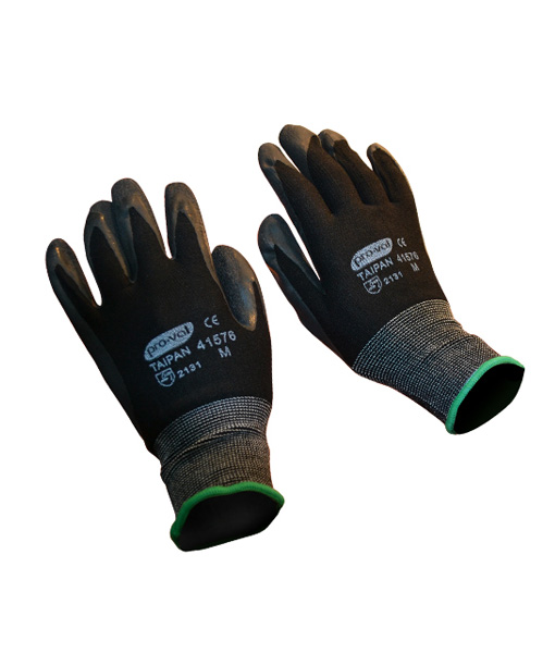 FLEXIBLE Premium Grip Mechanic Gloves