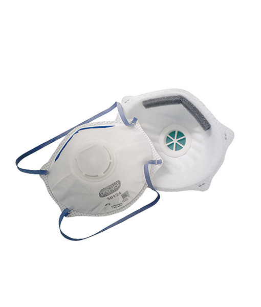 30124 P2 Dust, Mist & Welding Mask with Valve 1