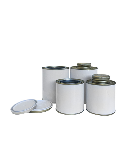 500mL Cans, Lids & Micro Drums 1