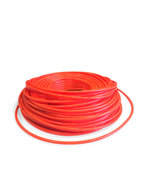 BULK HOSES - Ø6.5mm PdAir Non-Kink Reinforced Polurethane Hose - No Fittings