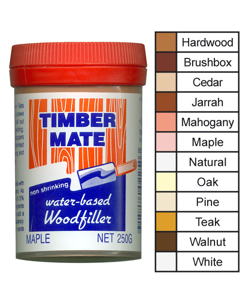 Timbermate 250g Non Acrylic Timber Filler 1