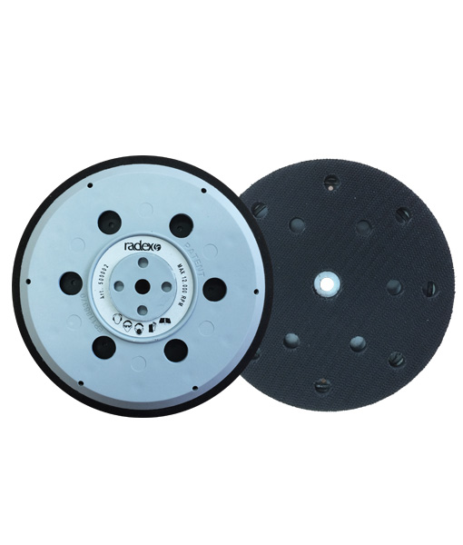 150mm 15hole Universal Electric/Air Orbital Backing Pad 1