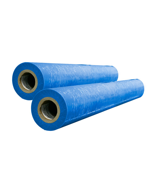 TWIN PACK 2 x 200m x 850mm Blue Poly-Wrap 1