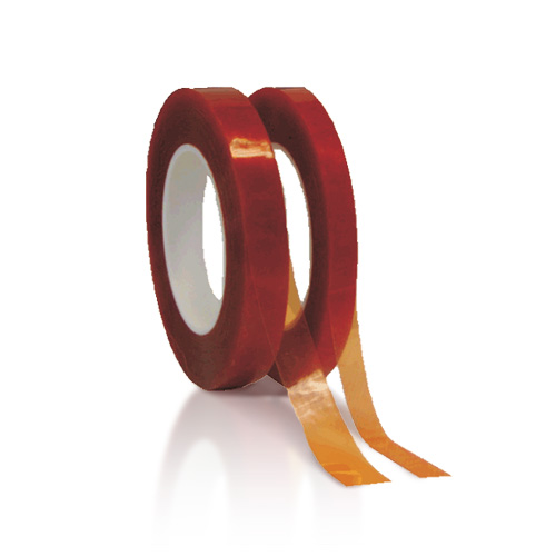 Transparent Logo-Mounting Tape and Strip 1