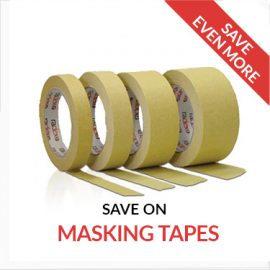 Tapes, Paper, Fine line, Double Sided, Logo