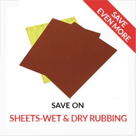 Sheets - Wet & Dry Rubbing