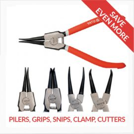 Pliers, Grips, Snips, Clamp, Cutters